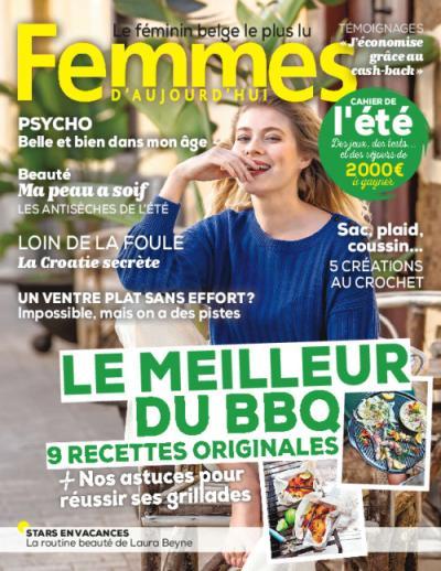 Femmes d'Aujourd'hui - Version numérique - via domiciliation