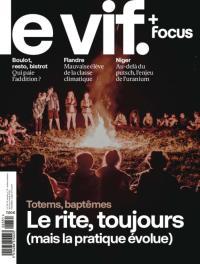 Le Vif/L'Express - Version numérique - 1 an par domiciliation + cadeau