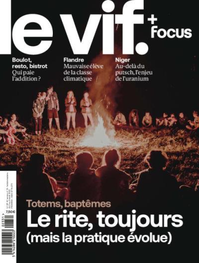 Le Vif/L'Express -  1 an par domiciliation + cadeau