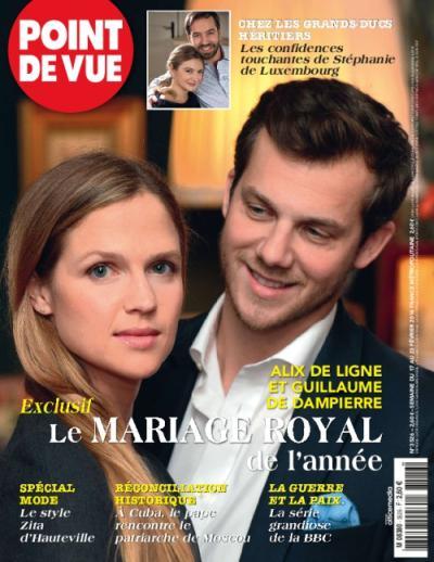 Point De Vue - 1 an via domiciliation + cadeau