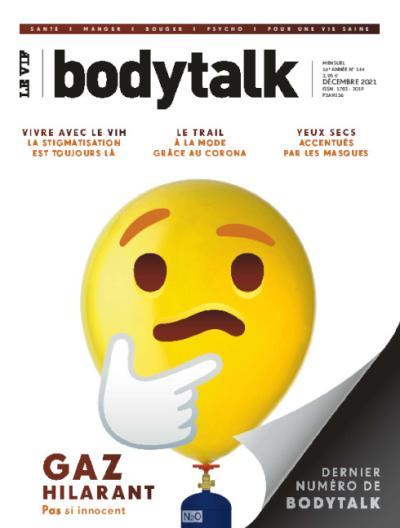 Bodytalk - 1 an par domiciliation