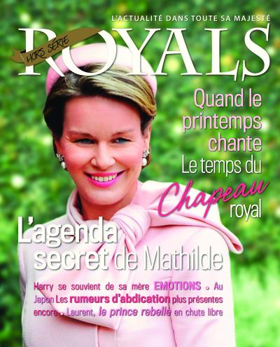 Royals Hors Série - Royals Hors Série pendant 1 an (6 n°s) pour 23,5 € au lieu de 31 €.
