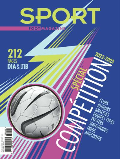 Sport/Foot Magazine - 1 an par domiciliation + cadeau