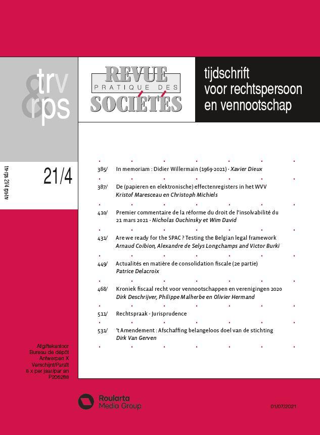 TRV-RPS / RPS-TRV - Abonnement numérique d'un an